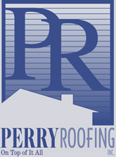 Perry Roofing logo